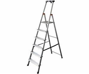 Stehleiter 8 Stufen : krause safety stufen stehleiter 8 stufen ab 89 21 preisvergleich bei ~ Buech-reservation.com Haus und Dekorationen