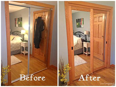 Ideas For Mirrored Closet Doors by Best 25 Mirrored Closet Doors Ideas On Mirror