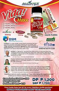 Vida Max support healthy blood vessels and healthy blood ...