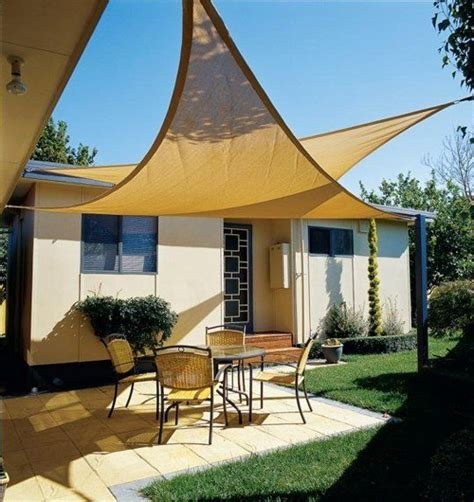 diy wishlist a patio shade sail