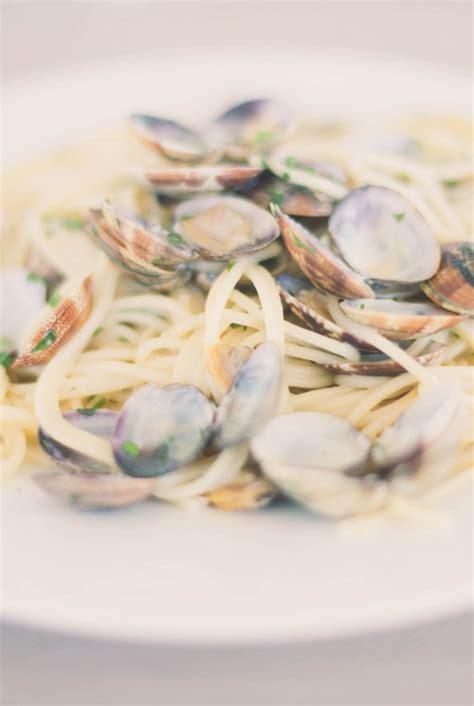 pates a la vongole spaghettis 224 la vongole my cooking cuisine lifestyle voyage d 233 couverte