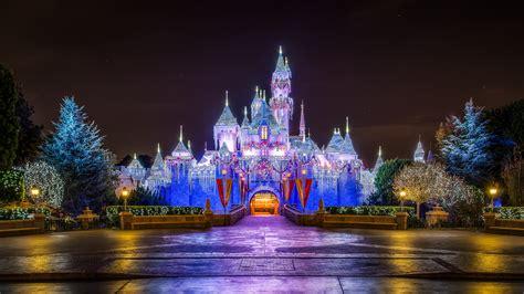Theme Park In Anaheim