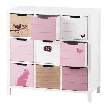 rangement chambre fille meuble de rangement jouets chambre 1 meuble de