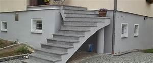 Außen Treppenstufen Beton : treppenbau au en raum und m beldesign inspiration ~ Michelbontemps.com Haus und Dekorationen