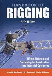 Handbook Of Rigging  5th Edition