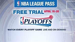 League Pass - Free trial for playoffs   Sportal New Zealand