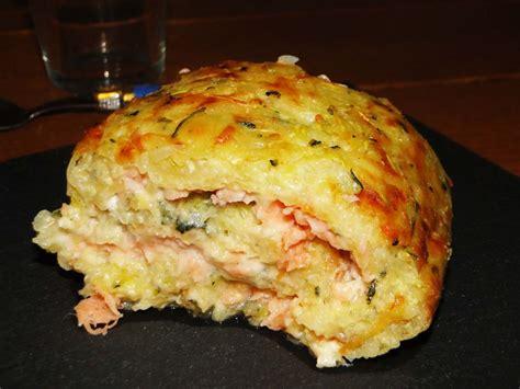 recette boursin cuisine roule courgette pomme de terre boursin saumon fume