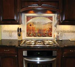 Images Of Kitchen Backsplash Designs About Our Tumbled Tile Mural Backsplashes And Accent Tiles Faq