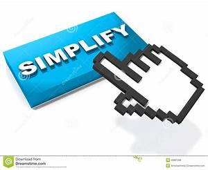 Simplify Royalty Free Stock Photos - Image: 28681398