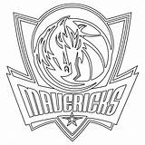 Dallas Mavericks Coloring Pages Svg Maverick Vector Transparent Logos Sketch Colouring Maveriks Again Bar Looking Case Don Template sketch template