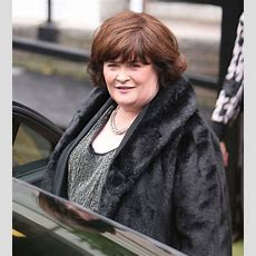 Susan Boyle 'really Worried' After Male Caller Tells Her 'i Know Where You Live' Celebrity