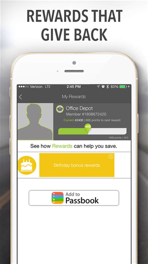 Office Depot App by Office Depot 174 Rewards Deals On Office Supplies On The