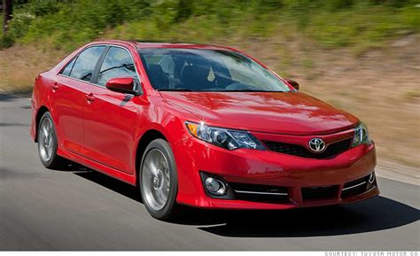 Top Value Cars by Best Resale Value Cars Mid Size Car Toyota Camry 8