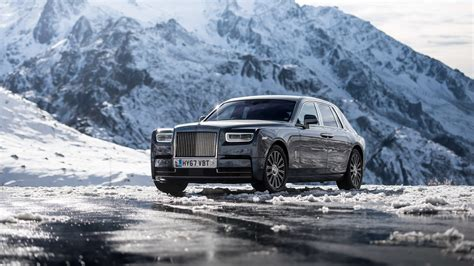 2017 Rolls Royce Phantom 4k 6 Wallpaper
