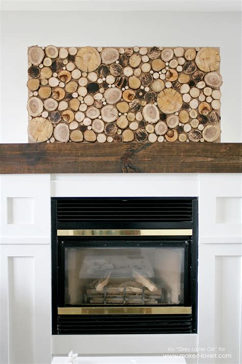 Kamin Mit Holz by Inexpensive Fireplace Wall Decor The At Fireplacemall