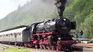 Br 01 202 Ausfahrt Ps - Dampf Auf Der Bieberm U00fchle 01 06 2014 Pirmasens Nord