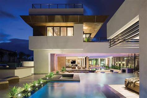 Modern Beautiful Mansion House