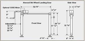 Diagram Of Rv Landing Gear
