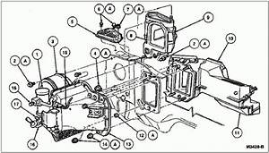 1997 Grand Marquis Cooling System Diagram