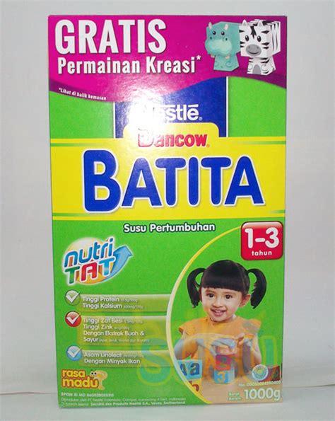 Dancow 3 Madu 1000g dancow batita madu 1kg pabrik detil toko