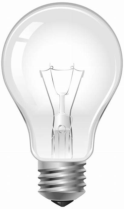 Bulb Clip Clipart Transparent Lighbulb Lighting Webstockreview