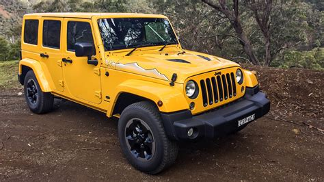 2015 Jeep Wrangler Unlimited X Review