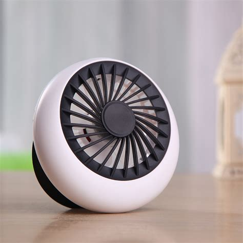 tuansing ultra quiet rechargeable portable usb fan summer
