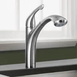 Hansgrohe Allegro E Kitchen Faucet Steel Optik by Hansgrohe 04076860 Allegro E Single Hole Kitchen Faucet
