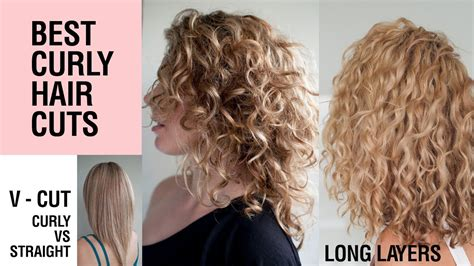 Best Haircuts For Curly And Wavy Hair