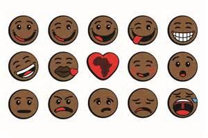 black emoji android emoji diversity update oju africa launches black