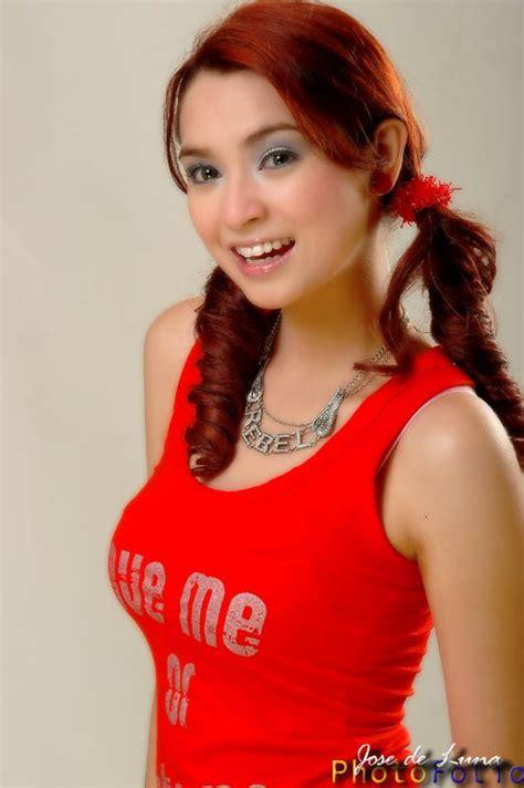 Asia Hot Girls Ryza Cenon Pretty Filipina Teen Star