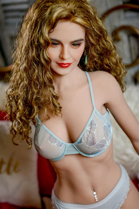 New Design Heating Function Curly Hair Realistic Sex Dolls