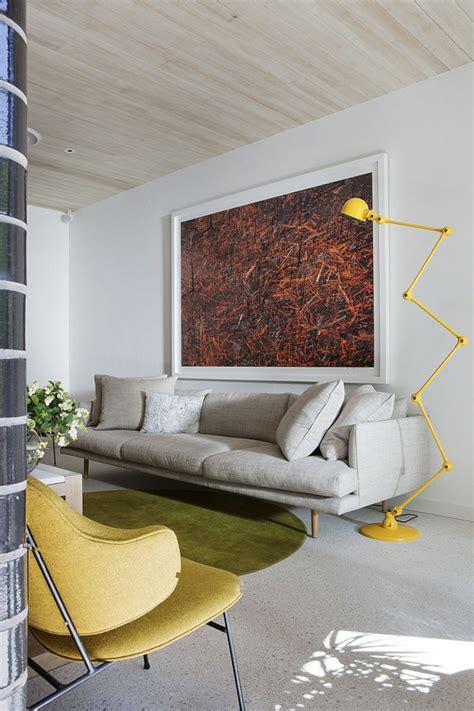 tapis salon tendance en  idees de formes tailles