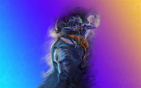 Best Animated Lord Shiva Wallpapers - lord shiva animated hd wallpapers 1366x768 impremedia net