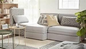 Canapé Chez Ikea : test et avis vallentuna le meilleur canap modulable de chez ikea ~ Teatrodelosmanantiales.com Idées de Décoration