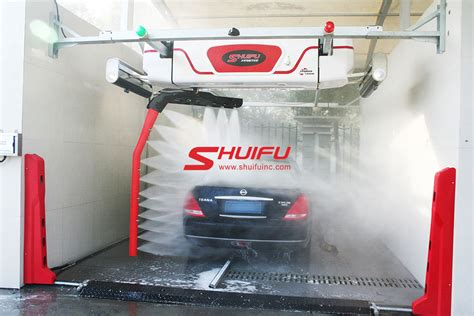 M7touchless Car Wash Machine, Wash Tunnel System