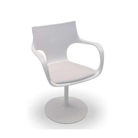 chaise design pivotante avec accoudoirs fl 251 te sovet 174 4 pieds tables chaises et tabourets