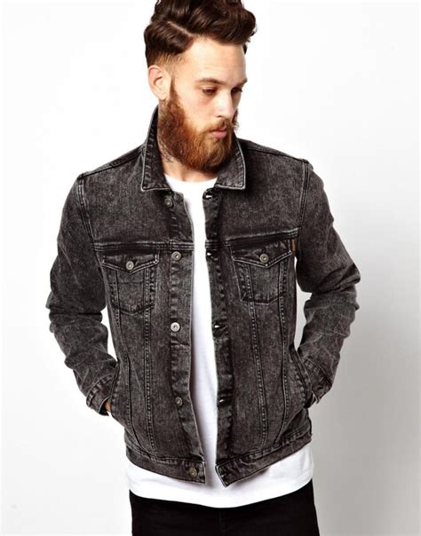 How To Wear Denim Jackets - Menu0026#39;s Style