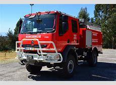 Bombeiros Voluntários de Carregal do Sal Veículos Incêndio