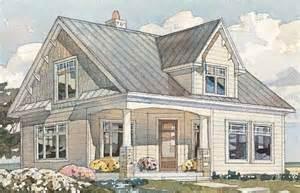 Brunswick Cottage House Plan