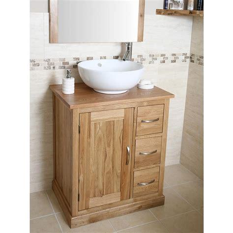 mobel light oak bathroom vanity cabinet with storage