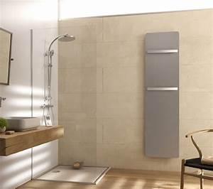 chauffage porte serviette salle de bain 28 images With porte de douche coulissante avec seche serviette soufflant mural salle de bain