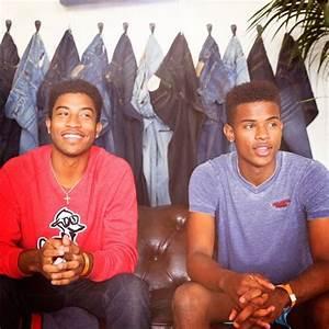 Trevor Jackson and his brother Ian Jackson | Celebrities ...
