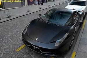 Ferrari 458 Noir : ferrari 458 italia noir mat bienvenue sur le blog 100 voiture ~ Medecine-chirurgie-esthetiques.com Avis de Voitures
