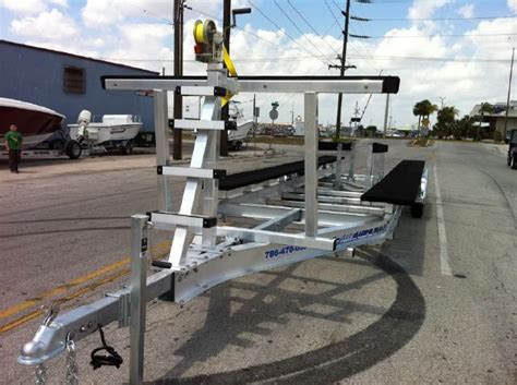 Catamaran Boat Trailer For Sale by New 2015 All Marine Trailers Catamaran Trailer Trailers