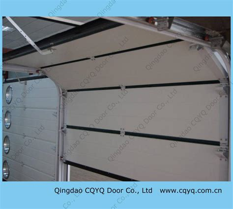 garage door manual to automatic china automatic overhead garage doors china automatic
