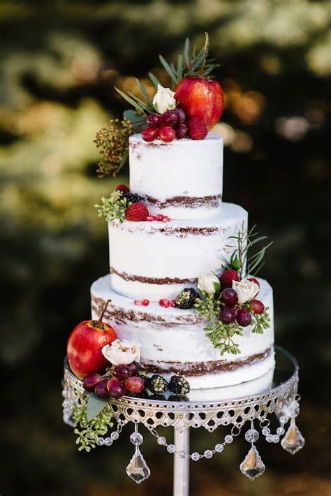 trendiest cake types   examples weddingomania