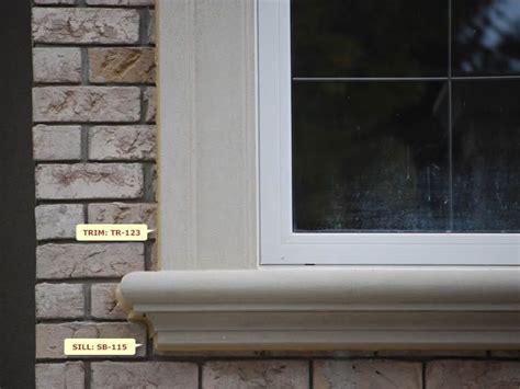 Moulding Window Sill by Design Idea Di 38 Exterior Trim Windows Exterior