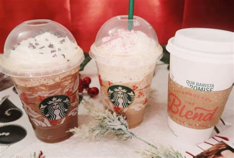 The japanese starbucks menu includes customized tea and coffee drinks, including some that appeal to japan's fondness for american diner culture. Holiday Review | Trying Starbucks Different Coffee Drinks | NunziaDreams