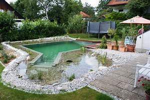 Mini Gartenteich Selber Bauen : schwimmteich im gro raum m nchen mielke 39 s schwimmteiche spezialist f r zier natur und ~ Michelbontemps.com Haus und Dekorationen